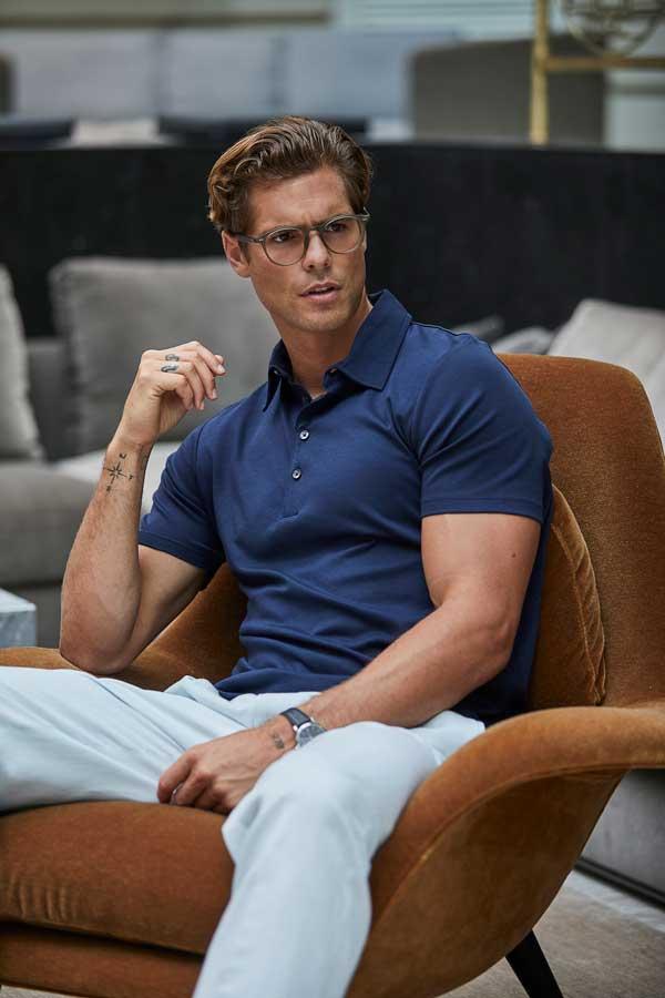 Polo majica kratek rokav Tee Jays Pima Cotton Polo
