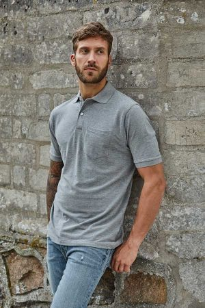 Polo majica kratek rokav Tee Jays Pocket Polo