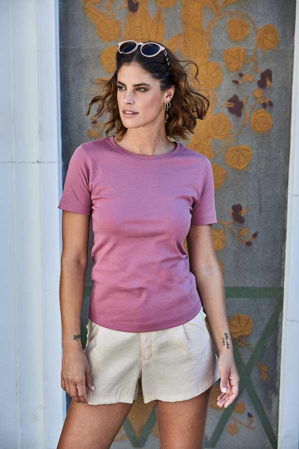 Ženska majica kratek rokav Tee Jays Ladies Interlock Tee