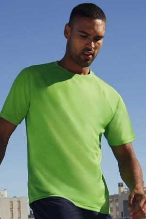 Športna majica kratek rokav FOTL Performance T