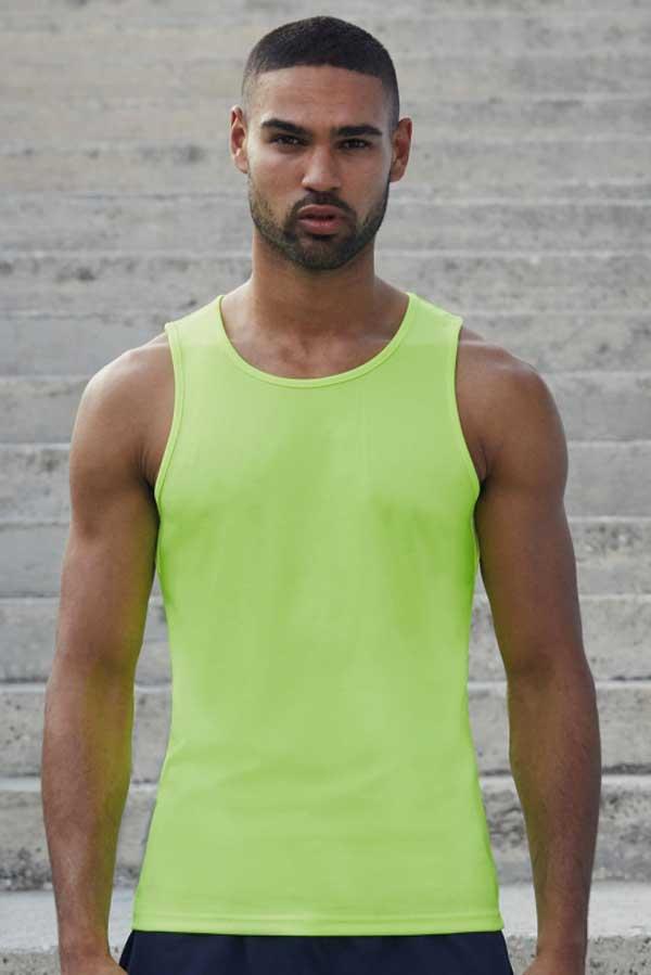Športna majica brez rokavov FOTL Performance Vest