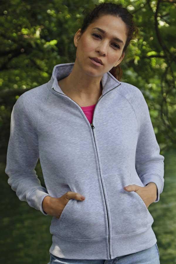Ženski pulover FOTL Ladies Premium Sweat Jacket