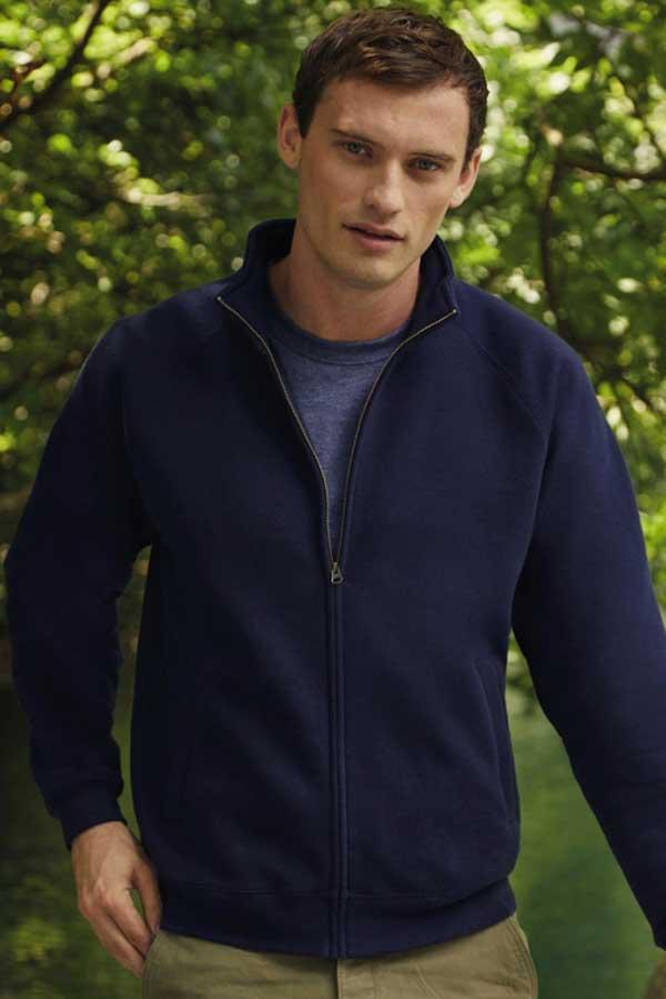 Pulover FOTL Premium Sweat Jacket