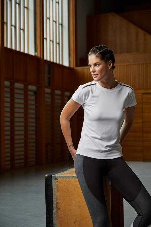 Ženska športna majica kratek rokav Tee Jays Women's Luxury Sport Tee