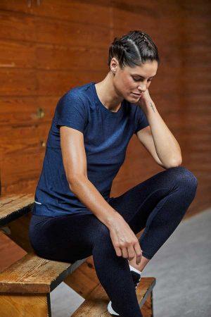 Ženska športna majica kratek rokav Tee Jays COOLdry Ladies Tee
