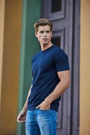Majica kratek rokav Tee Jays Mens Fashion Sof-Tee