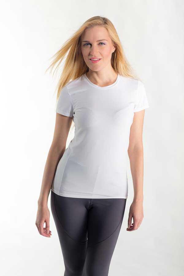 Ženska športna majica kratek rokav Eurowear Women Sports Shirt