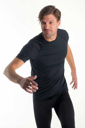 Športna majica kratek rokav Eurowear Men Sports Shirt
