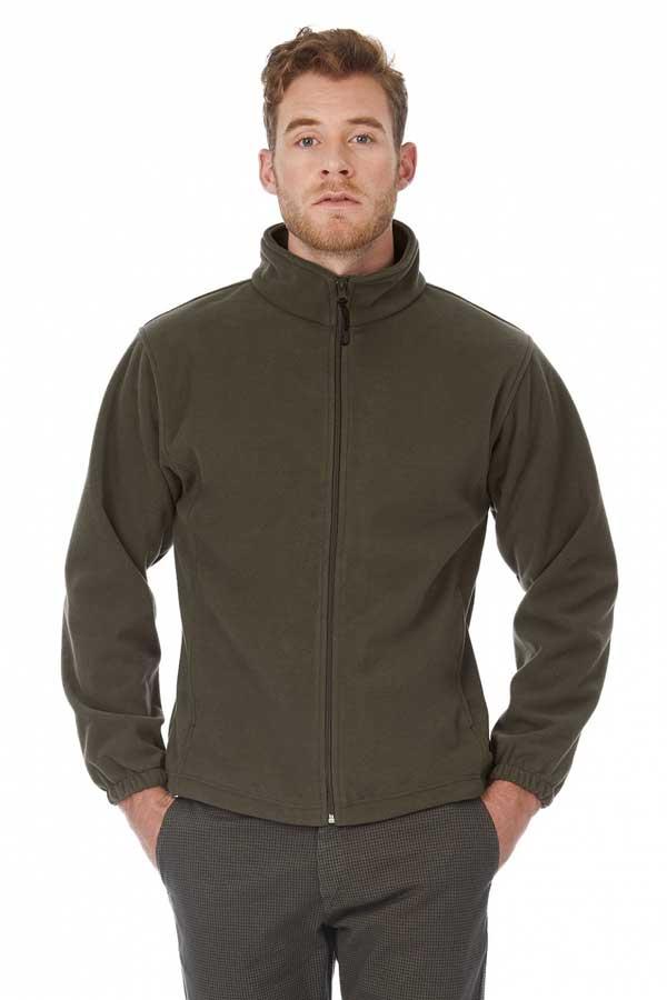 Flis B&C WindProtek Waterproof Fleece Jacket