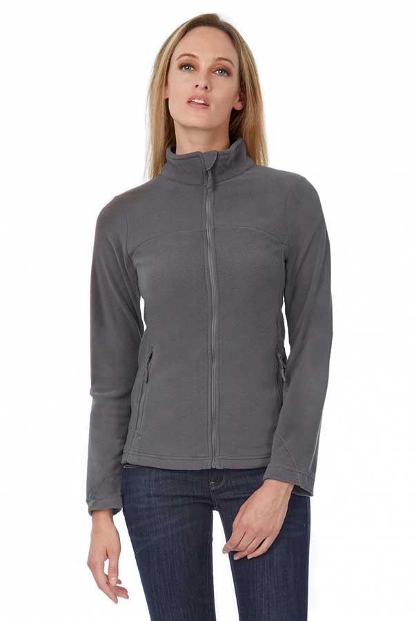 Ženski flis B&C Coolstar/women Fleece Full Zip