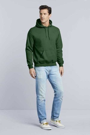 Pulover Gildan Dryblend® Adult Hooded Sweatshirt