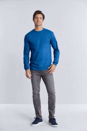 Majica dolg rokav Gildan Ultra Cotton Long Sleeve