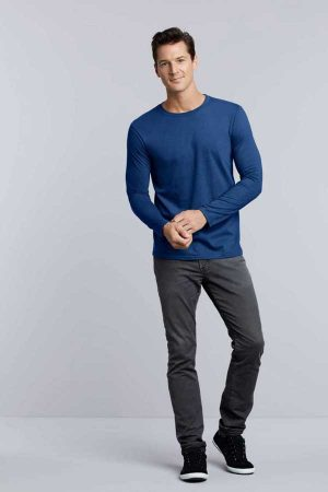 Majica dolg rokav Gildan Softstyle Long Sleeve