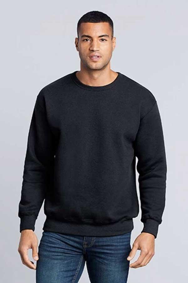Pulover Gildan Hammer Adult Crew Sweatshirt