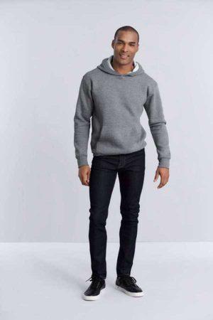 Pulover Gildan Hammer Adult Hooded Sweatshirt