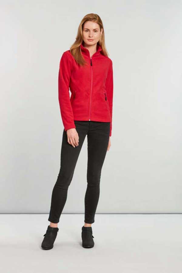 Ženski flis Gildan Hammer Ladies Micro-Fleece Jacket