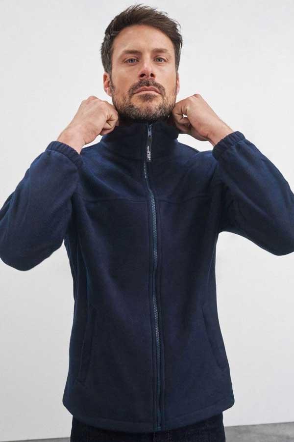 Flis J&N Fleece Jacket