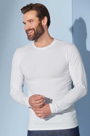 Majica dolg rokav J&N Stretch T-Shirt Long-Sleeve