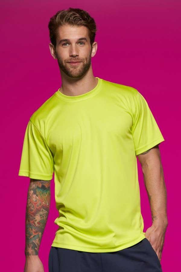 Športna majica kratek rokav J&N Men's Jersey Sport Shirt