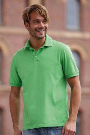 Polo majica kratek rokav J&N Men's Jersey Stretch Polo