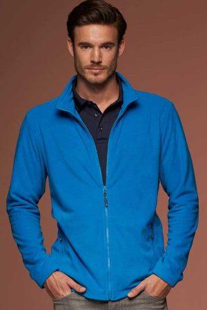 Flis J&N Men's Microfleece Jacket