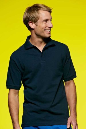 Delovna polo majica kratek rokav J&N Heavy Men's Workwear Piqué Polo