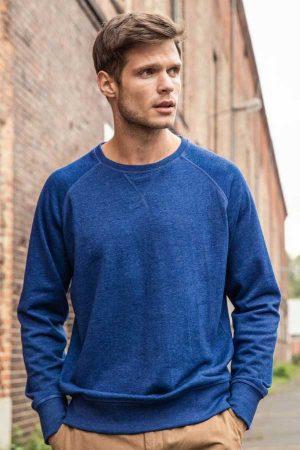 Pulover J&N Men's Raglan Sweatshirt