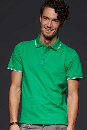 Polo majica kratek rokav J&N Men's Piqué Polo