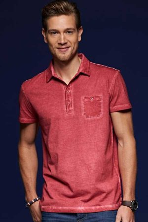 """Polo majica kratek rokav J&N Men's Jersey Polo """"Gipsy"""""""