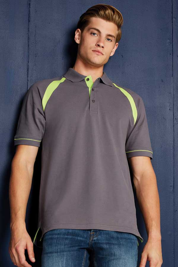 Polo majica kratek rokav Kustom Kit Classic Fit Oak Hill Polo