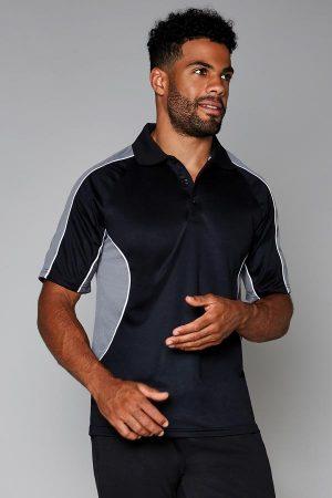 Polo majica kratek rokav Gamegear Classic Fit Cooltex® Contrast Polo Shirt