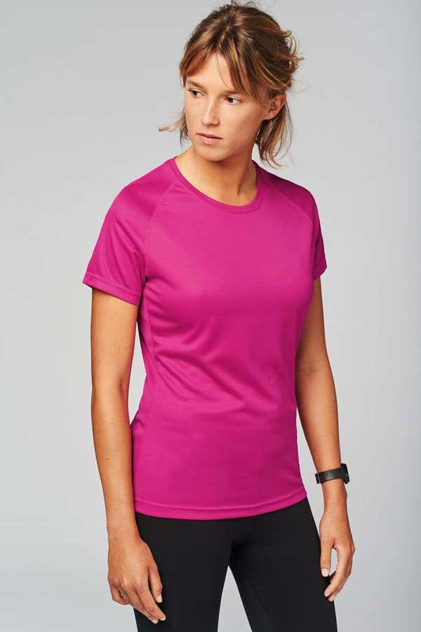 Ženska športna majica kratek rokav Proact Ladies' Short Sleeve Sports T-Shirt