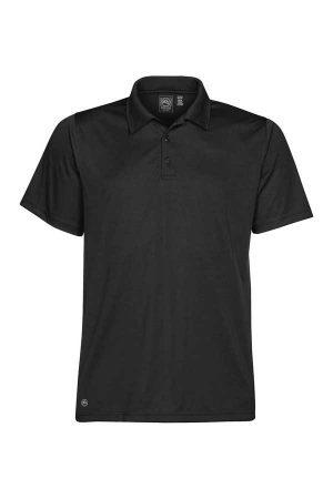 Polo majica kratek rokav Stormtech Mens H2X DRY Polo Black