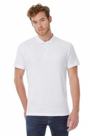 Polo majica kratek rokav B&C ID.001 Piqué Polo Shirt