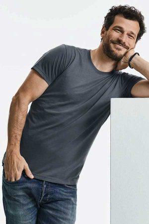 Majica kratek rokav Russel Men's HD T