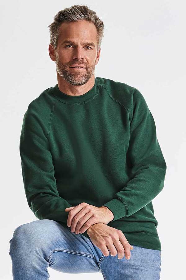 Pulover Russell Classic Sweatshirt Raglan