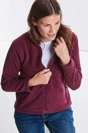 Ženski flis Russell Ladies' Full Zip Outdoor Fleece