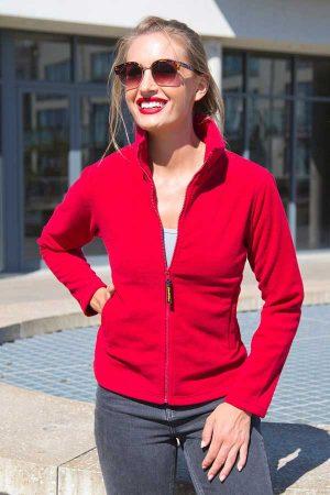 Ženski flis Result Ladies Horizon High Grade Microfleece Jacket