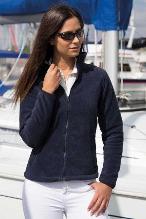 Ženski flis Result Womens Fashion Fit Outdoor Fleece
