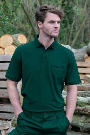 Delovna polo majica kratek rokav Result Apex Polo Shirt