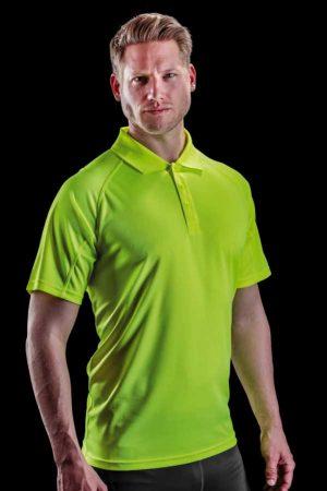 Polo majica kratek rokav Spiro Performance Aircool Polo