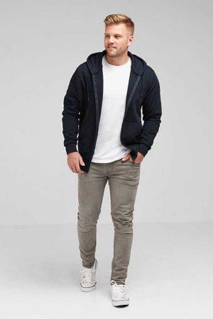 Pulover SG Men's Full Zip Urban Hoodie