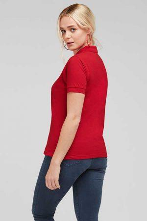 Ženska polo majica dolg rokav SG Ladies' Cotton Polo