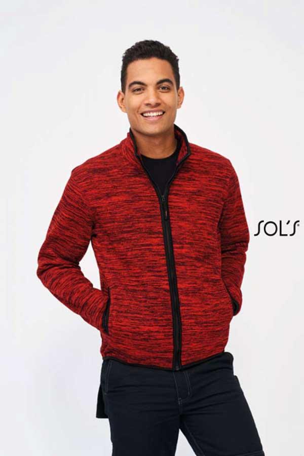 Flis Turbo – Knitted Fleece Jacket