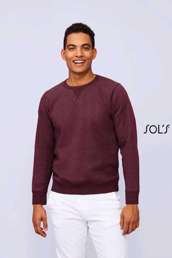 Pulover Sol's Sully - Men's Round-Neck Sweatshirt