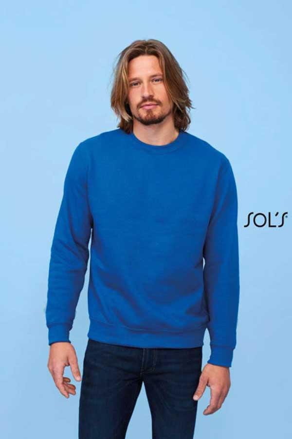Pulover Sol's New Supreme - Unisex Sweatshirt