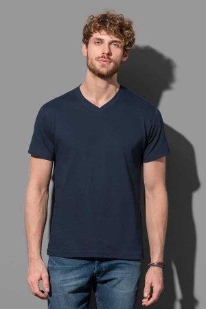 Majica kratek rokav Stedman Classic-T V-Neck