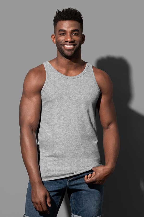 Majica brez rokavov Stedman Tank Top