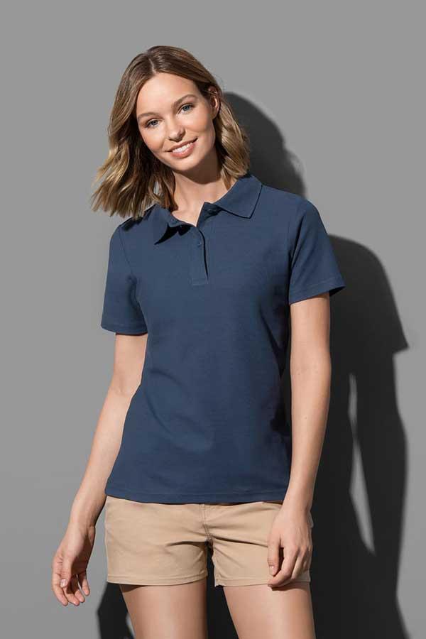 Ženska polo majica kratek rokav Stedman Polo Women