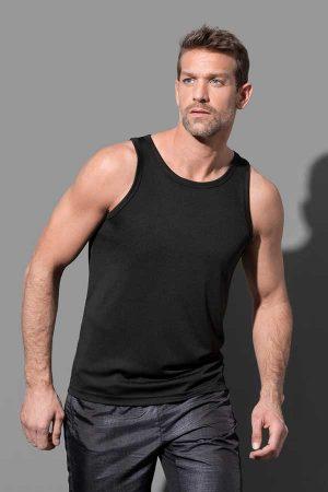 Športna majica brez rokavov Stedman Sports Top
